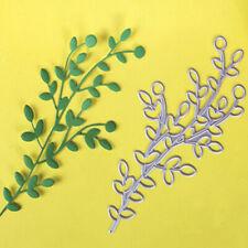 Leaves Metal Cutting Dies Stencils Diy Scrapbooking Die Cuts Paper Cards Ny