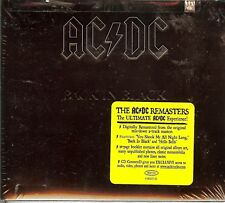 NEW/SEALED Back in Black [Remaster] by AC/DC (CD, Feb-2003, Epic)