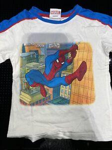 Marvel Spiderman T-Shirt 104 110