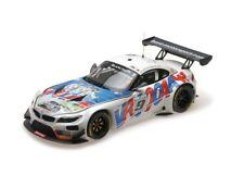 Original BMW Z4 Gt3 Roal Motorsport Maquette de Voiture Miniature 1 18 Michel