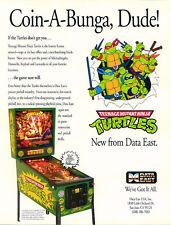Teenage mutant ninja turtles pinball eprom upgrade set