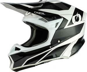 O'Neal 10 SRS Helmet - MX Motocross Dirt Bike Off-Road MTB ATV Adult