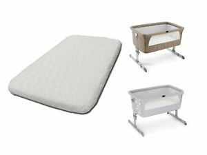 Crib Mattress To Fit Chicco Next to ME Beside Baby Cot Mattress 83 x 50 x 5cm