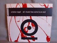 Cristian Vogel- All Music has come to an End- Digipak