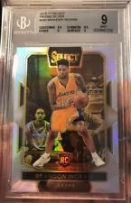 Brandon Ingram Rookie CARD Silver Prizm Refractor Select Courtside 2016 BGS 9