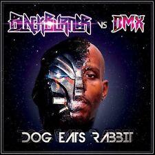 DMX / BLACKBURNER -Dog Eats Rabbit CD Hip Hop mix DubStep/Trap Game Tear Shit Up