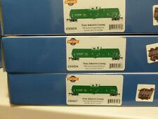 ATHEARN READY TO ROLL TRINTY 30K ETHANOL TANK CARS SET OF 9 CARS