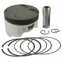 Piston Kit with Rings Pin for Suzuki AN400 Burgman 400 Skywave 400 STD Bore 83mm