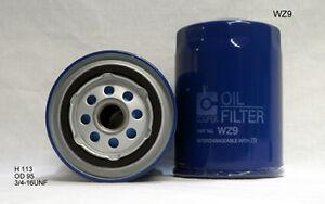 Wesfil Oil Filter WZ9