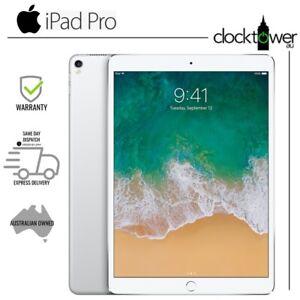 "Apple iPad Pro 10.5"" 256GB A1701 WiFi Silver Excellent Condition Warranty AU"