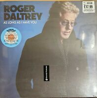 Roger Daltry As Long As I Have You - Vinyl LP Record Album - Read