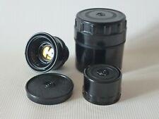 JUPITER-12 black 2.8/35mm M39 Wide Angle Lens RF Leica FED #8802254 for export