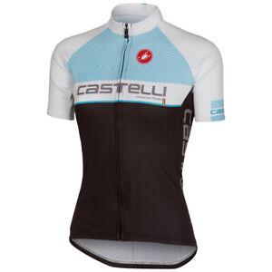 Castelli Women's Servizio Corsa Cycling Jersey Size XS-XXL