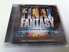 """ORIGINAL SOUNDTRACK """"FINAL FANTASY"""" CD 18 TRACKS ELLIOT GOLDENTHAL BSO OST"""