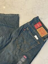 Levi's 559 Relaxed Straight FIT Jean Blue 33X34 559-0733 New RT$59.50