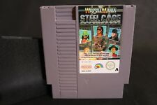 WWF WRESTLE MANIA STEEL CAGE CHALLENGE NINTENDO ENTERTAINMENT SYSTEM UK NES PAL