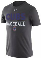 new arrival b9a1a 6811f Nike Men s Chicago Cubs Dri Fit Practice Jersey Shirt Extra Large XL MLB