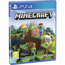 Minecraft PS4 PLAYSTATION Special Bedrock Edition inc BONUS DLC New and Sealed