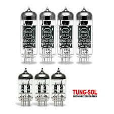 Tung-Sol Tube Upgrade Kit For Hughes & Kettner GrandMeister 36 Amps EL84/12AX7