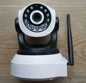 Überwachungskamera Camera SRICAM SP017 Hund/Baby Indoor + Speicherkarte, wie neu