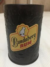Bunderberg Rum  ( NED KELLY ) Stubbie Holder