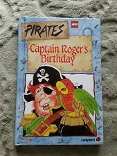 Ladybird Lego Pirates Captain Roger's Birthday £1.20 net 1st edition VGC!!
