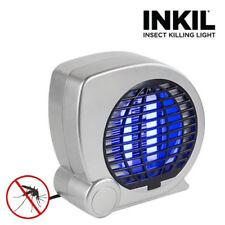 Lámpara Antimosquitos Inkil T1100 luz trampa mosquitos insectos Matamosquitos