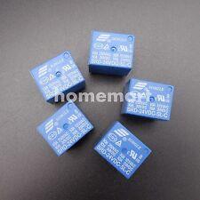 5 pcs SRD-24VDC-SL-C 24V DC SONGLE Power Relay PCB Type SPDT High Quality 5 Pins