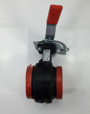 Victaulic Butterfly Valve, 4