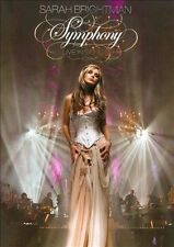 Sarah Brightman Symphony: Live in Vienna (CD & DVD) [DVD] (2009) *New DVD*