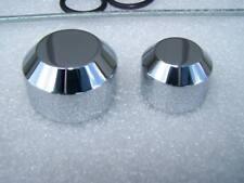 Hayabusa Smooth Chrome Motor Mount Frame Covers Hardware Caps! 99-05-07-12-15-17