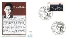Germany 1983 FDC 1178 F Kafka