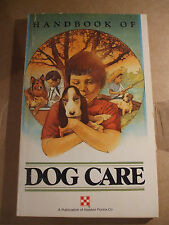 Dog Care Handbook, A Ralston Purina Publication (Paperback) +Vintage Coupons