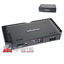 Rockford Fosgate® T1500-1bdCp Car Audio Subwoofer Amplifier 1,500W Mono Amp New