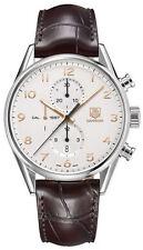 Tag Heuer Carrera Silver Dial Calibre 1887 Men's Watch CAR2012.FC6236
