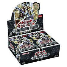 Yu-Gi-Oh! - Boite De 24 Boosters - Les Destructeurs De L'ombre - FR