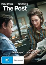 The Post (DVD, 2017)