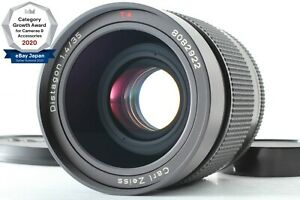 【TOP MINT】 Contax Carl Zeiss Distagon T* 35mm f/1.4 MMJ CY Mount From Japan 1547