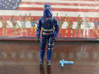 GI Joe Hasbro Cobra Commander (Hooded) Action Figure 1984 Complete Vintage ARAH