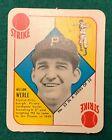 1951 Topps Red Backs Baseball Cards 52