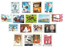 PERU - Selection of Stamps on Paper from Kiloware
