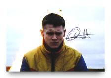Jack O'Connell Signed 12x8 Photo Skins TV Autograph Memorabilia COA