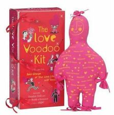 NEW The Love Voodoo Kit by Voodoo Lou - Includes Voodoo Doll & Spell book