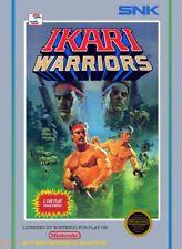 IKARI WARRIORS Classic Vintage Arcade Nintendo Atari Sega Poster 24x36 inch