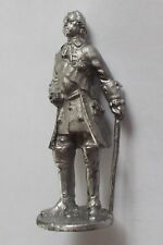 1/30 Peter I the Great Northern War Russian Emperor Tsar Tin Metal Soldier 70 mm