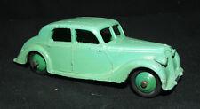 Dinky Toys 158, 40A Riley Saloon sedan, original
