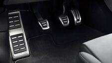 Original Audi Q5 Fy Repose-Pied Et Cache-Pédales Inox Pour Boite de Vitesse
