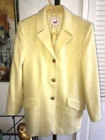 "WOMEN'S JACKET - BLAZER - COAT - SIZE SMALL - WOOL/CASHMERE/ANGORA - BY ""MONDI"""