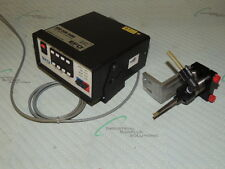 NORDSON EFD 7000 VALVEMATE GLUE LUBRICANT DISPENSING CONTROLLER WITH VALVE
