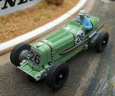 Probuild 1/32 slot car E.R.A.R2A  P/GREEN #26 H.COOK 6/7/35 B.E.T.BROOKLANDS MB